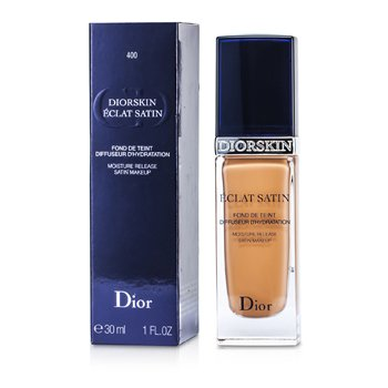 Christian Dior Diorskin Eclat Satin - # 400 Honey Beige  30ml/1oz