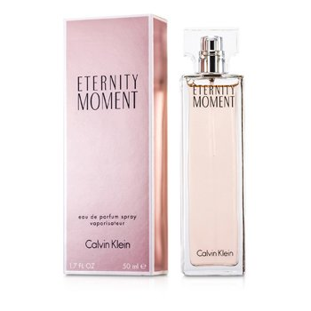 Calvin Klein Eternity Moment Minyak Wangian Jenis Spray  50ml/1.7oz