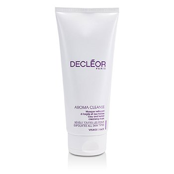 Decleor Aroma Cleanser Clay and Herbal Mask (Salon Size)  200ml/6.7oz