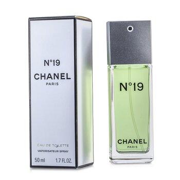Chanel No.19 Тоалетна Вода Спрей Непрезареждаем  50ml/1.7oz