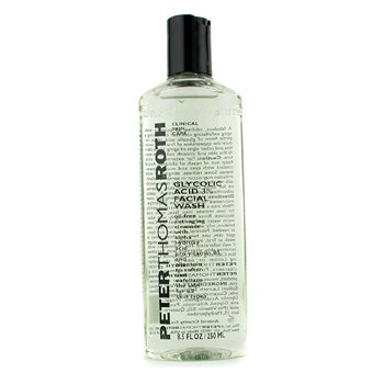 Peter Thomas Roth Glycolic Acid 3% Facial Limpia  240ml/8oz
