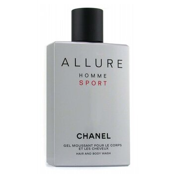 Chanel Allure Homme Sport Hair & Body Wash (proizvedeno u USA)  200ml/6.8oz
