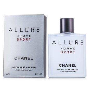 Chanel Allure Homme Sport Splash Para Después de Afeitar  100ml/3.4oz
