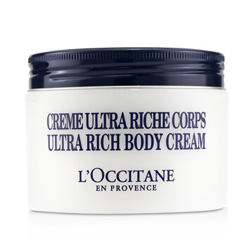 L'Occitane Shea Manteiga Ultra Rich Creme p/ o corpo  200ml/7oz