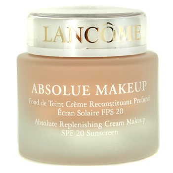 Lancome Absolute Replenishing Cream Makeup SPF 20 - #Absolue Ecru 20C (Made in USA)  35ml/1.18oz