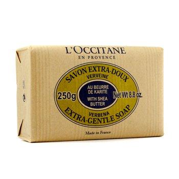 L'Occitane Cytrynowe mydło z masłem shea Shea Butter Extra Gentle Soap - Verbena  250g/8.8oz