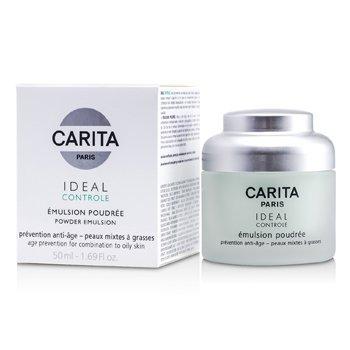 Carita Ideal Controle Pudra Emülsiyon ( Karma ve Yağlı Ciltlere )  50ml/1.69oz