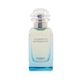 Hermes Un Jardin de Mediterranee Eau De Toilette Spray  50ml/1.7oz