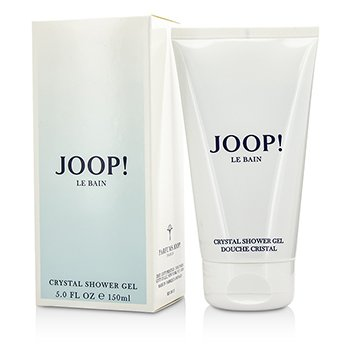 Joop Le Bain Crystal Shower Gel (Tube)  150ml/5oz