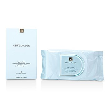 Estée Lauder Take It Away LongWear Removedor de maquiagem Towelettes  45sheets