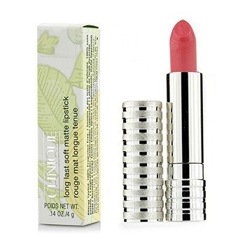 Clinique Long Last Lipstick - No. 94 Beach Coral (Soft Shine)  4g/0.14oz