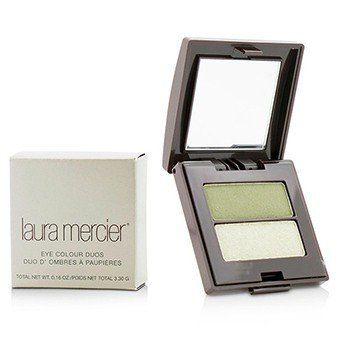 Laura Mercier Duo pudrové oční stíny Eye Colour Duo - Moss  3.3g/0.16oz