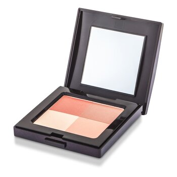 Laura Mercier Illuminating Quad - Coral Red  10g/0.35oz