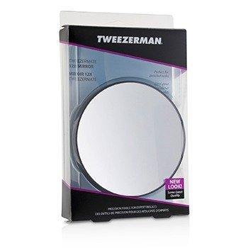 Tweezerman PinzasMate - 12X Espejo Personal Magnifizado