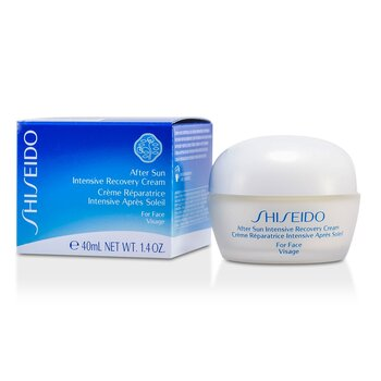 Shiseido After Sun Intensive Recovery Cream (For Face)  40ml/1.4oz