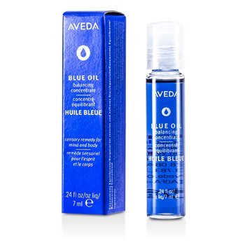 Aveda Blue Oil Balancing Concentrate  7ml/0.24oz