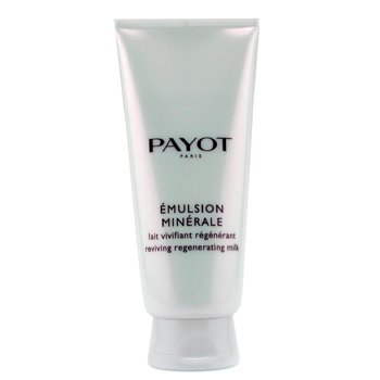 Payot Vitalite Minerale Emulsion Minerale Reviving Regenerating Milk  200ml/6.7oz