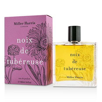Miller Harris Noix De Tubereuse Eau De Parfum Spray (New Packaging)  100ml/3.4oz