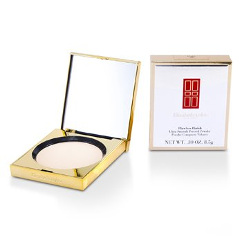 Elizabeth Arden Flawless Finish Ultra Smooth Pressed Powder - # 02 Light  8.5g/0.3oz