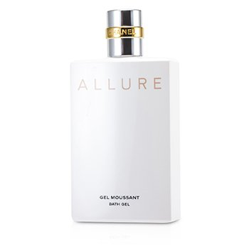 Chanel Allure Bath Gel  200ml/6.8oz
