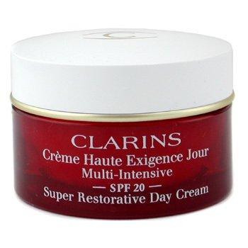 Clarins Супер Тонизирующий Дневной Крем SPF 20 (без коробки)  50ml/1.7oz