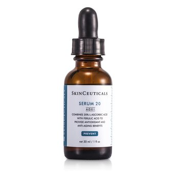 Skin Ceuticals Serum 20 AOX+  30ml/1oz