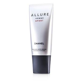 Chanel Allure Homme Sport Pelembab Setelah Bercukur  100ml/3.4oz