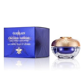 Guerlain Orchidee Imperiale Exceptional Complete Care Eye & Lip Cream  15ml/0.5oz