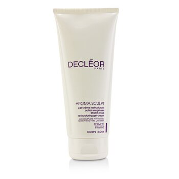 Decleor Perfect Sculpt - Stretch Mark Restructuring Gel Cream (Salon Size)  200ml/6.7oz