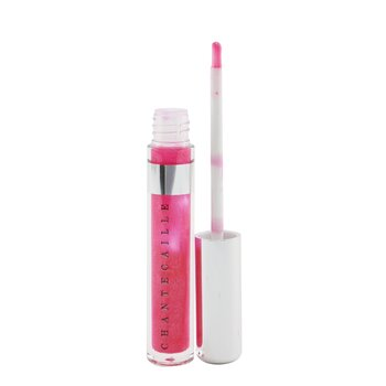 Chantecaille Brilliant Gloss Labial- Glee ( Brilloy Pink )  3ml/0.1oz
