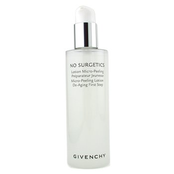 Givenchy No Surgetics Micro-Peeling Lotion De-Aging First Step  200ml/6.7oz