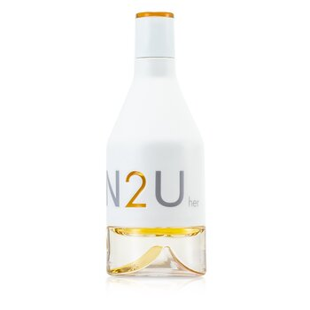 Calvin Klein IN2U Haruman Cologne Jenis Spray  50ml/1.7oz