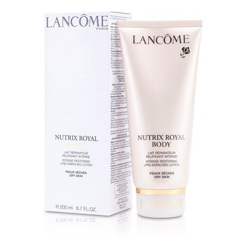 Lancome Nutrix Royal Loci�n Corporal Restauradora Intensa L�pida (Piel Seca )  200ml/6.7oz