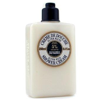 L'Occitane Krem pod prysznic z masłem shea Shea Butter Ultra Rich Shower Cream  250ml/8.4oz
