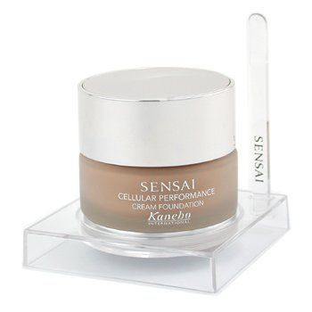 Kanebo Sensai Cellular Performance Cream Foundation SPF15 - CF13 Warm Beige  30ml/1.01oz