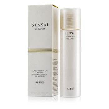 Kanebo Sensai Silk Softening Lotion - Moist  125ml/4.2oz