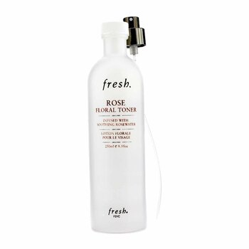 Fresh Rose Floral Toner  250ml/8.6oz