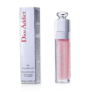 Christian Dior Dior Addict Lip Maximizer (Collagen Activ Lipgloss)  6ml/0.2oz