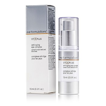 MD Formulations Vit-A-Plus Anti-Aging Eye Complex  15ml/0.5oz