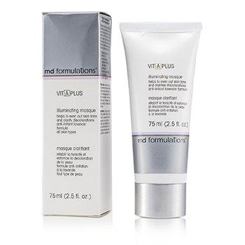 MD Formulations Vit-A-Plus Anti-Aging Illuminating Masque  75ml/2.5oz