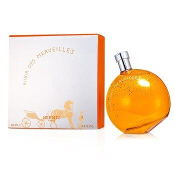 Hermes Eau Des Merveilles Elixir Eau De Parfum Vaporizador  100ml/3.4oz