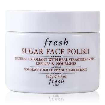 Fresh Exfoliant Facial cu Zahăr  125ml/4.2oz