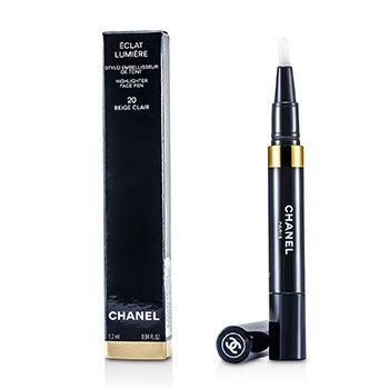 Chanel Eclat Lumiere Highlighter Ansiktspenn - # 20 Beige Clair  1.2ml/0.04oz