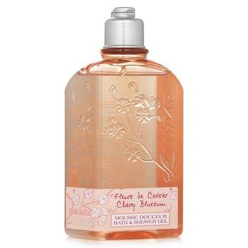 L'Occitane Cherry Blossom Bath & Gel de banho  250ml/8.4oz