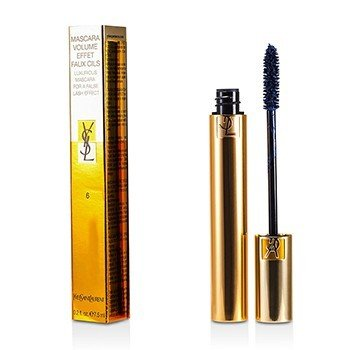 Yves Saint Laurent Mascara Volume Effet Faux Cils (Máscara Lujosa) - # 06 Deep Night  7.5ml/0.25oz