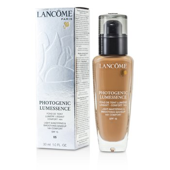 Lancome Photogenic Lumessence Light Mastering Smoothing Makeup SPF15 - # 05 Beige Noisette  30ml/1oz
