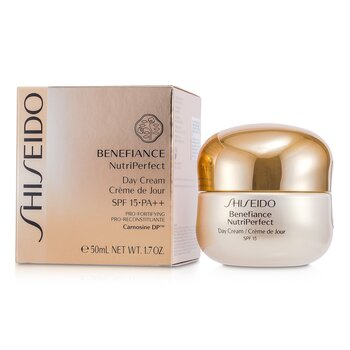 Shiseido Benefiance NutriPerfect Crema de Día SPF15  50ml/1.7oz