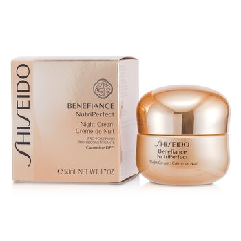 Shiseido Benefiance NutriPerfect noćna krema  50ml/1.7oz