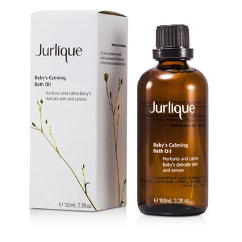 Jurlique Baby's Calming Bath Oil  100ml/3.3oz