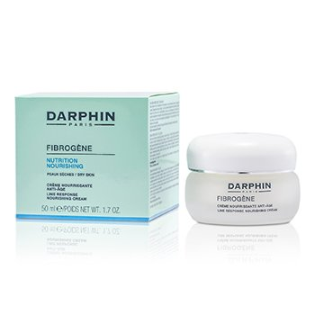 Darphin Fibrogene Line Response Nourishing Cream (For Dry Skin)  50ml/1.7oz